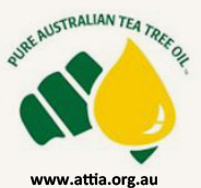 Pure Tea Tree Oil certification